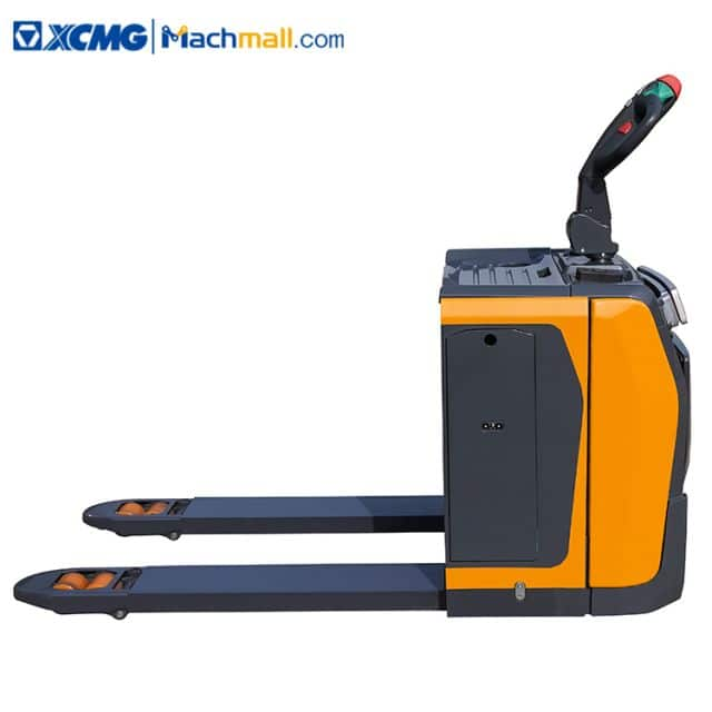 XCMG 2 ton electric pallet truck XCC-P20 stand-on type with AC control price