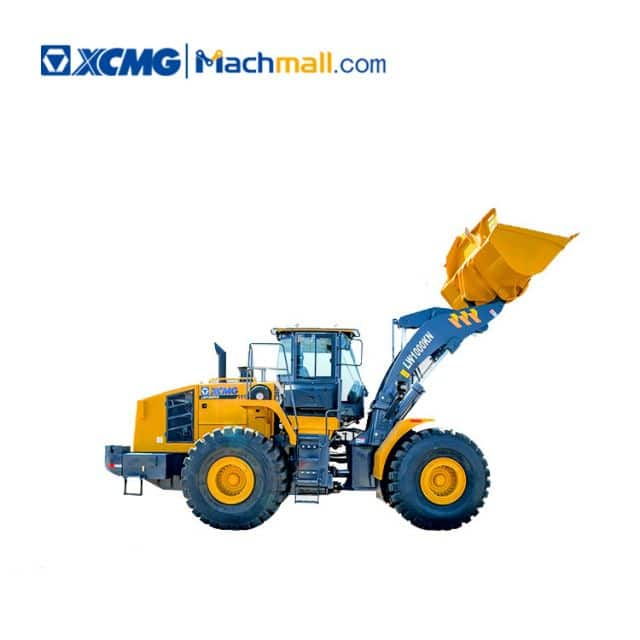 XCMG official 10 ton large loader LW1000KN price