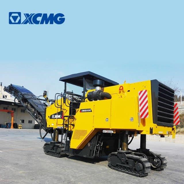 XCMG 2m XM200E asphalt concrete milling machine XM200E with factory price