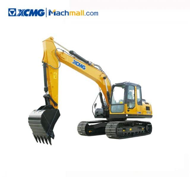 XCMG Construction Equipment XE150D 15 ton Hydraulic Excavator Machine for sale