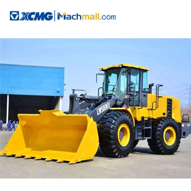 XCMG official 5 ton front loader LW500KV price in philippines