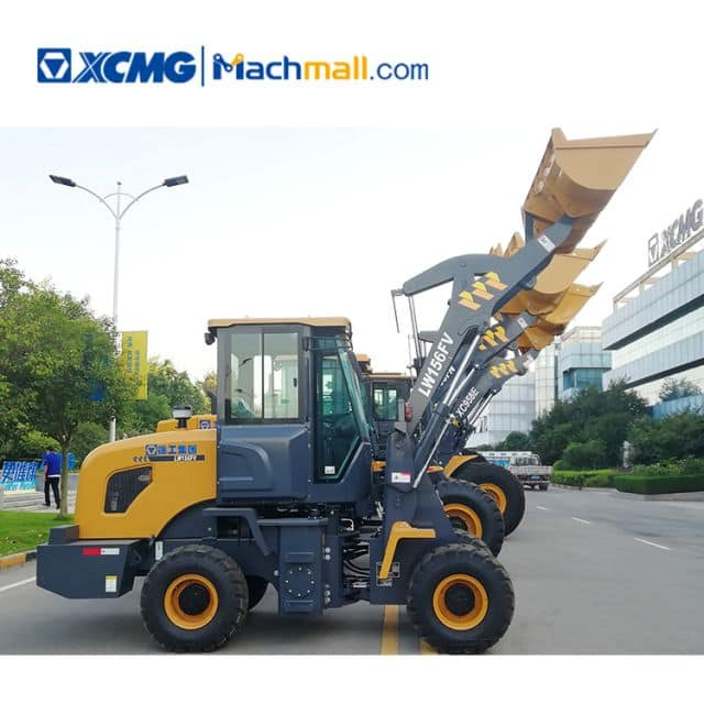 XCMG official 1.5ton mini payloader LW156FV with 0.7m3 bucket price