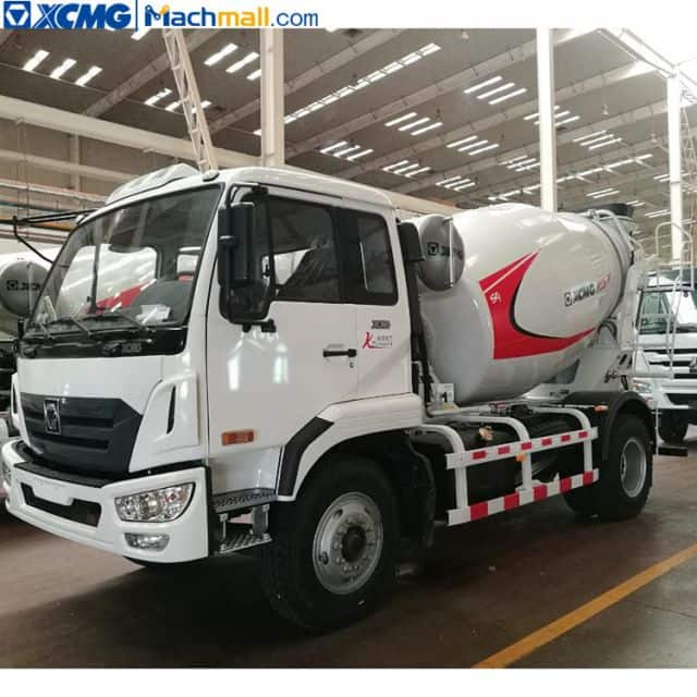 XCMG factory 10 cubic meters concrete mixer truck G10V price