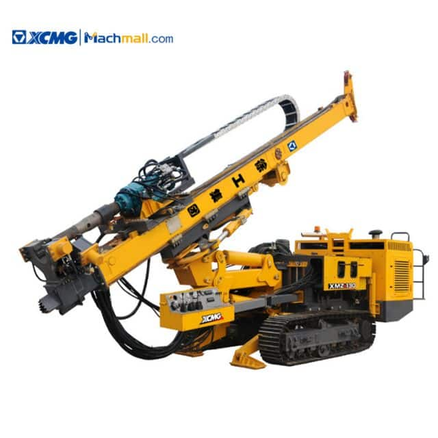 XCMG 30m Multi-Function Hydraulic Anchor Drilling Rig Machine XMZ130T for sale