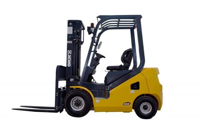 XCMG Official 1.5-1.8T gasoline&LPG forklifts for sale