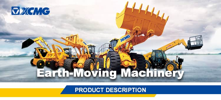 XCMG 2020 New Model LW156FV wheel loader
