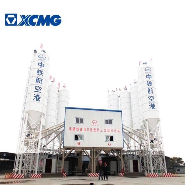 XCMG 270m3 High Capacity Concrete Mixer Plant HZS270V Concrete Batching Mixing Plant for Sale
