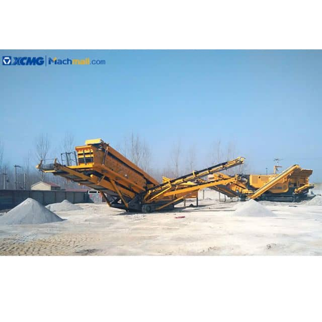 XCMG manufacturer pe 1200*1400 stones energy saving jaw crusher with cummins diesel engine price