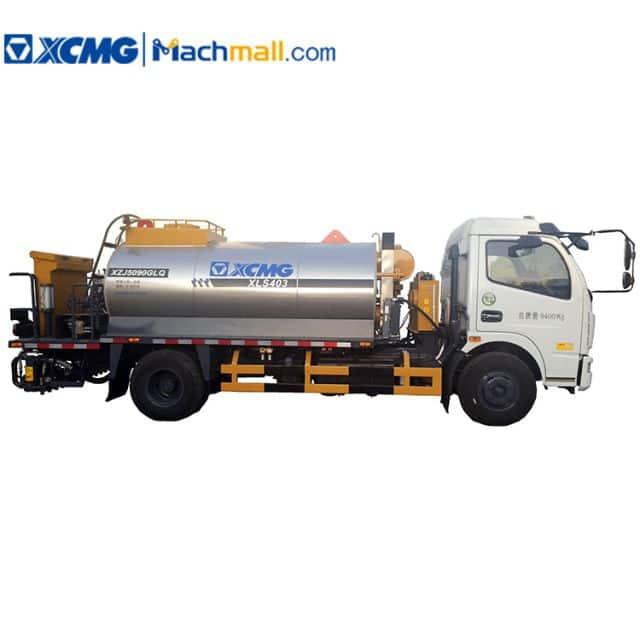 XCMG official 4×2 asphalt distributor truck XLS403 4cbm capacity price