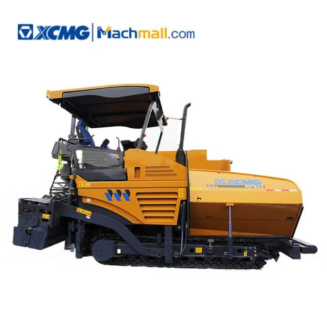 XCMG 8m RP803 paver making machine price