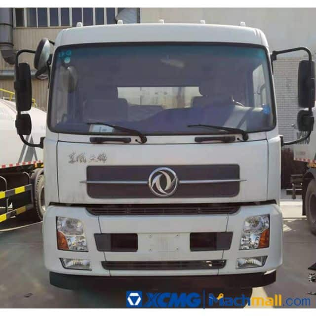 XCMG Used Compactor Garbage Truck XZJ5180ZYSD5 For Sale