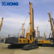 133KW XCMG crawler rotary drilling rig XR150D with cummins engine for sale