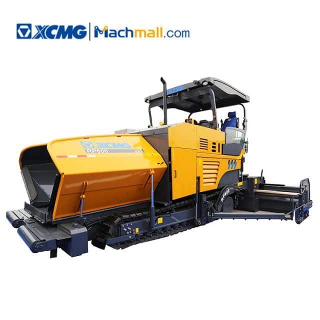 XCMG RP600 6m crawler road paver factory price