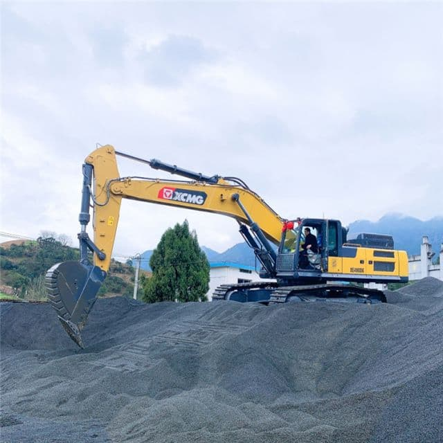 XCMG XE490DK China 48 ton Large Heavy Mining Excavator Machine Price