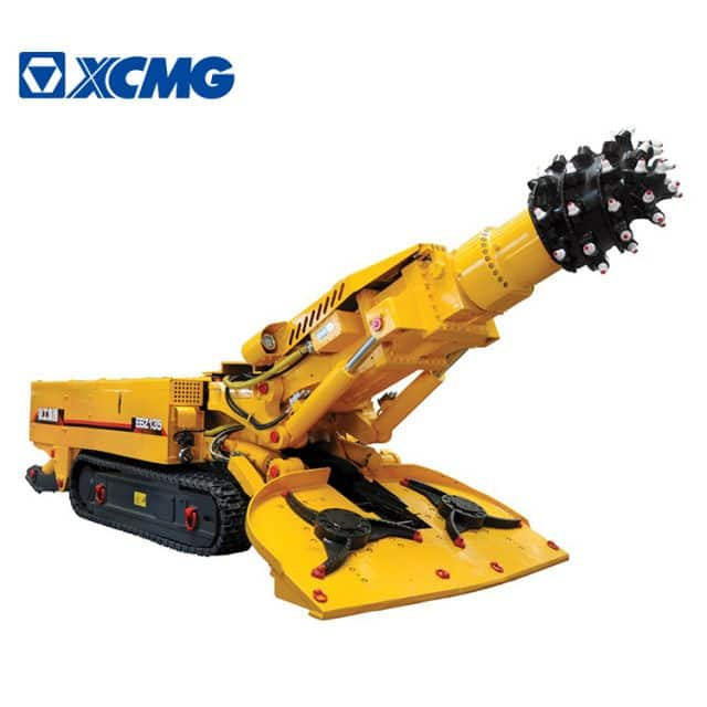XCMG Official Tunneling Drilling Machine Roadheader EBZ135L Made In China