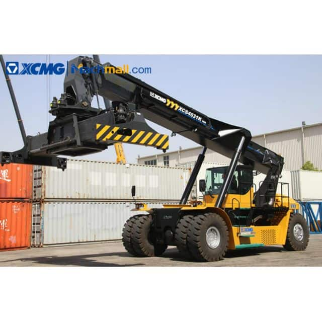 XCMG 45t container reach stacker for sale