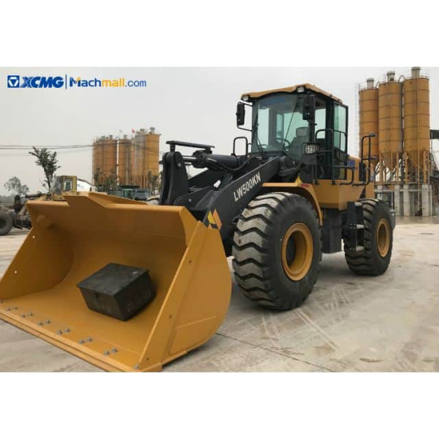 LW500KN front end loader prices | XCMG LW500KN 3 cubic meters 5 ton wheel loader for sale