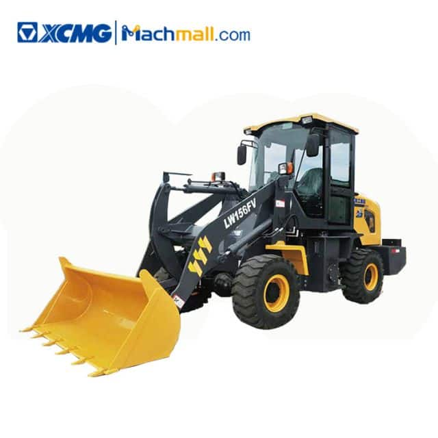 XCMG official 1 ton farm mini loader LW156FV price