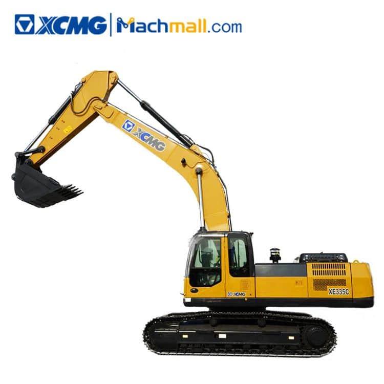 33 Ton XCMG Official crawler excavator XE335C price