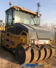 XCMG Used XP305S Asphalt Pneumatic Tire Road Roller Compactor for Sale