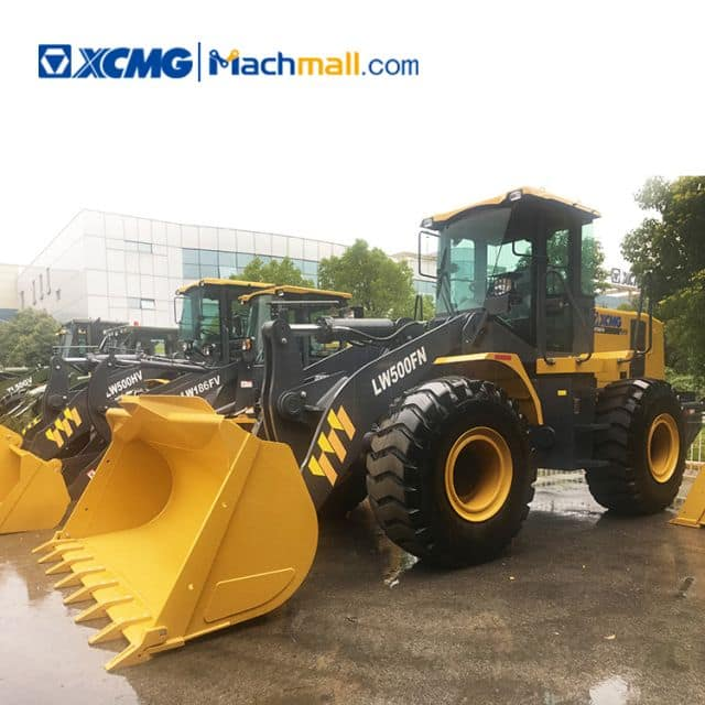 5 ton wheel loader XCMG LW500FN price in philippines