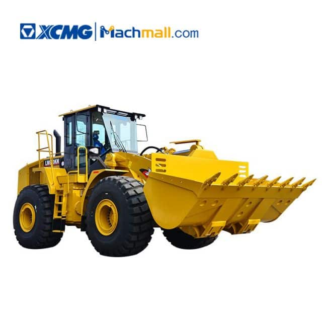 XCMG factory 8 ton large wheel loader LW800KN for sale