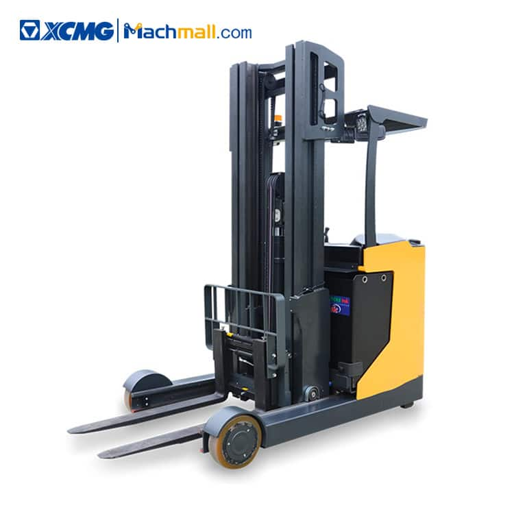 XCMG self loading forklift XCF-PG25 2.5 ton stand forward stacker price