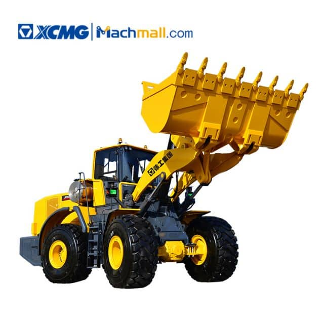 XCMG factory 9 ton giant wheel loader LW900K for sale