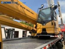 QY25K5-II crane price - XCMG manufacturer QY25K5-II 47m 25 ton Construction crane for sale