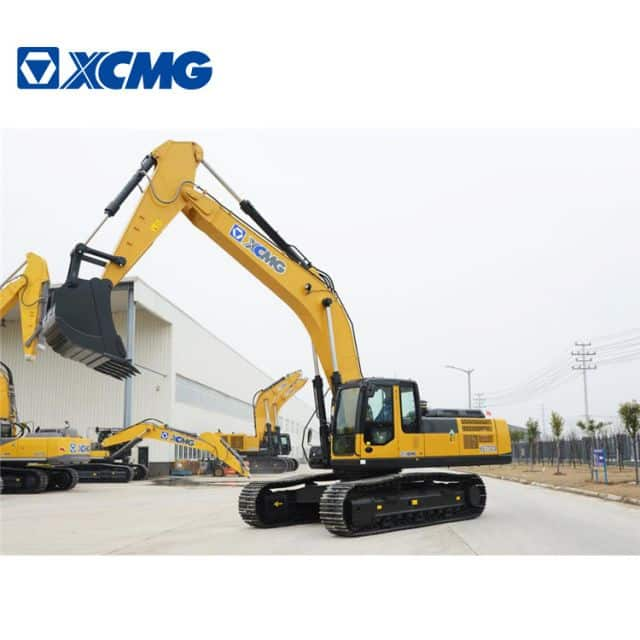 XCMG XE370CA 37 Ton Coal Crawler Mining Excavator For Sale