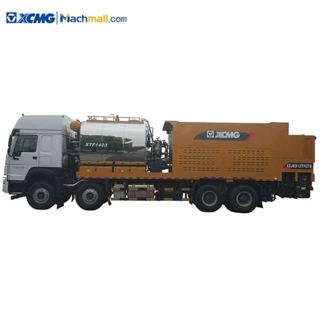 XCMG asphalt synchronous chip sealer XTF1403 14cbm road maintenance price