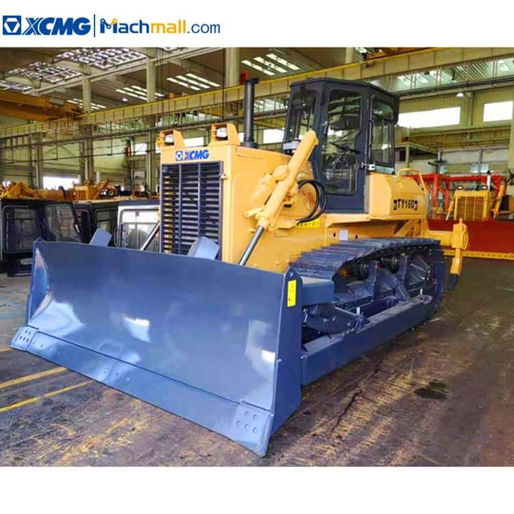 XCMG new crawler bulldozer TY160-3 160HP with optional shovel for sale