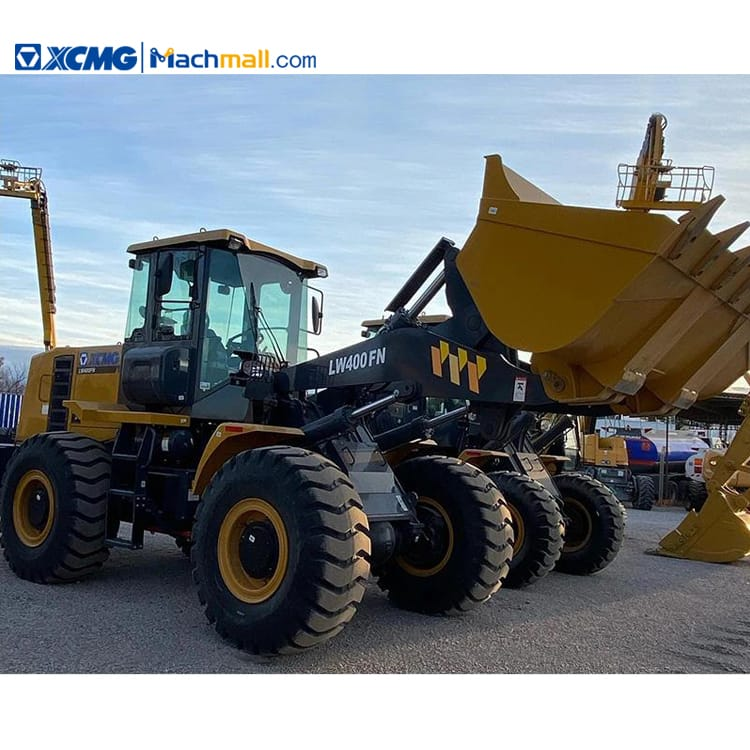 China front end loader 4 ton LW400FN for sale
