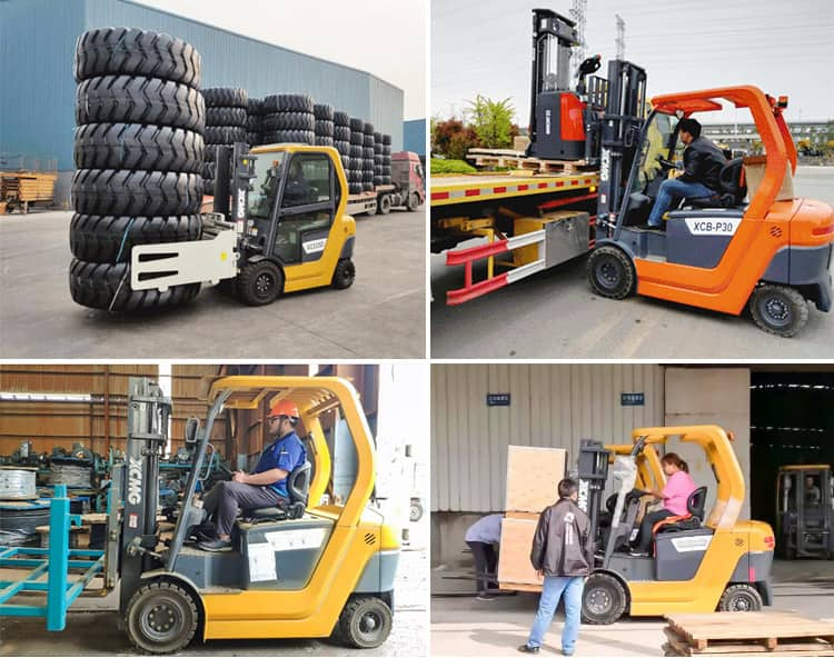 XCMG 1.5 ton mini lithium battery electric forklift XCB-L15 for sale