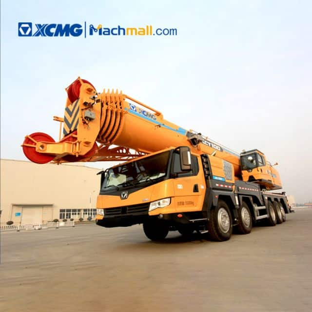 100 ton XCMG truck cranes XCT100 for sale