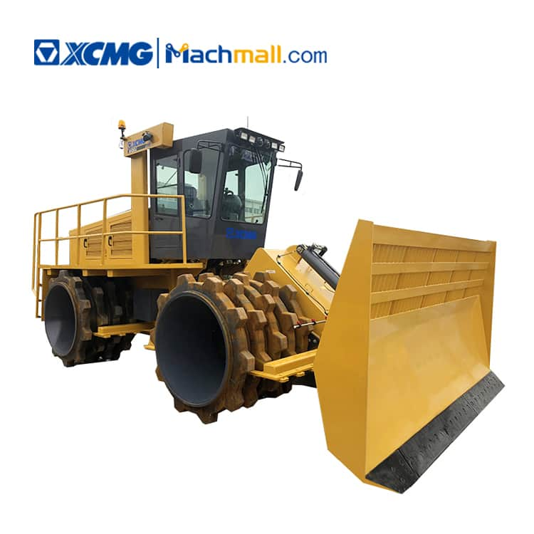 XCMG official 20 ton XH233J landfill compactor price