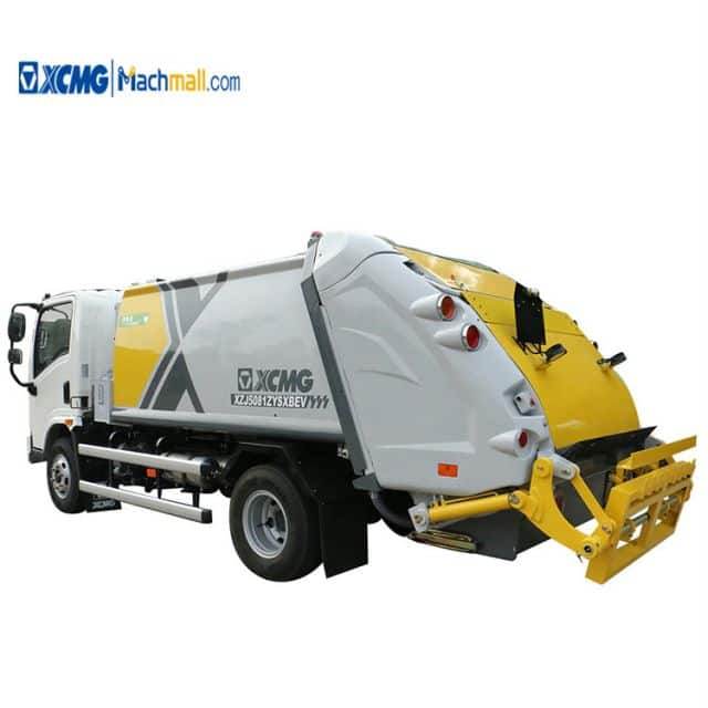 XCMG Official Small Electric Compactor Garbage Truck price