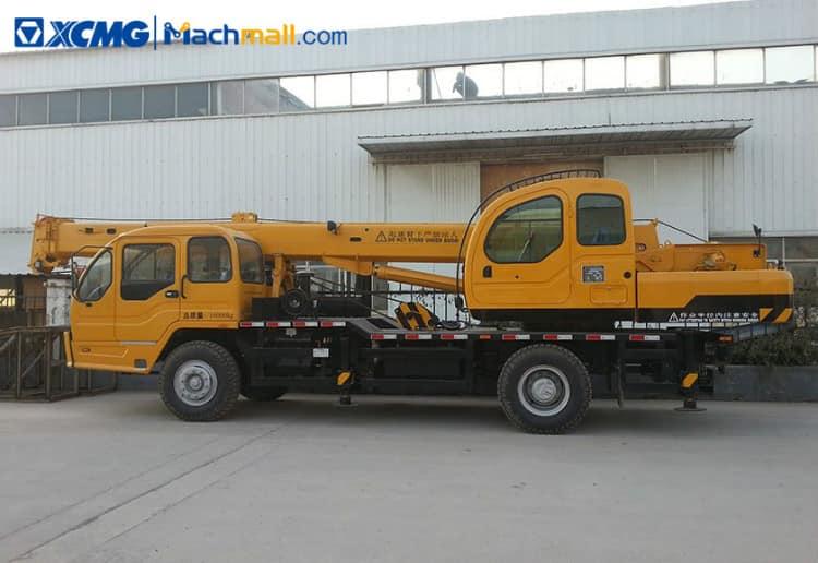 XCMG manufacturer QY20B 20 ton mobile truck crane price