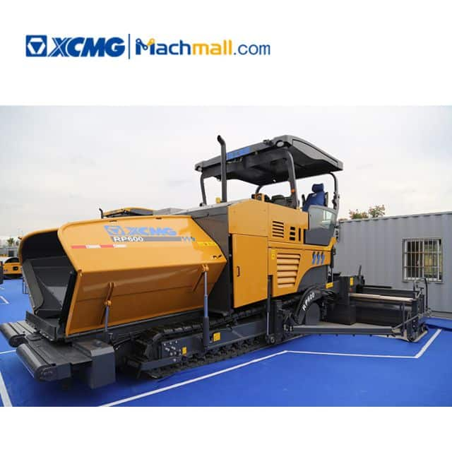 XCMG 6m concrete paver laying machine RP600 for sale