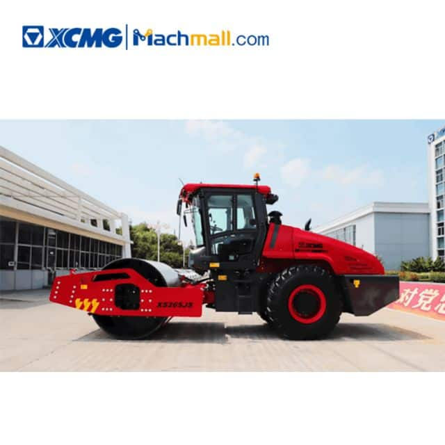 XCMG official 26 ton road roller XS265JS price