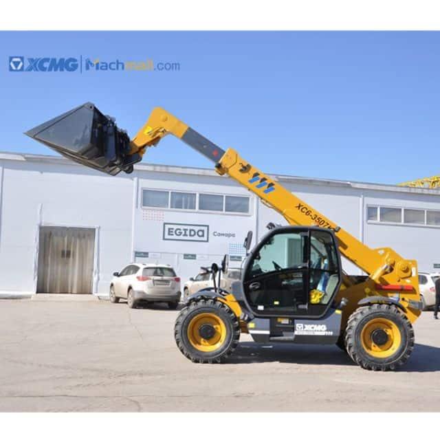 XCMG 3.5 ton 7 meters telescopic loader XC6-3507 price