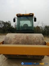 XCMG XS163J 16 Ton Used Vibration Road Roller Compactor For Sale
