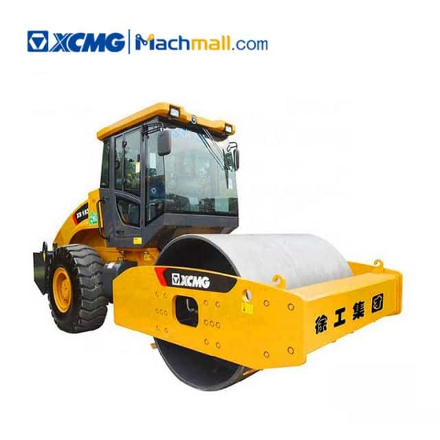 XCMG 18 ton hydraulic roller compactor XS183 for sale