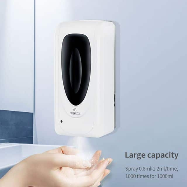 FRS Intelligent Spray Alcohol Soap Dispenser 3003 for sale