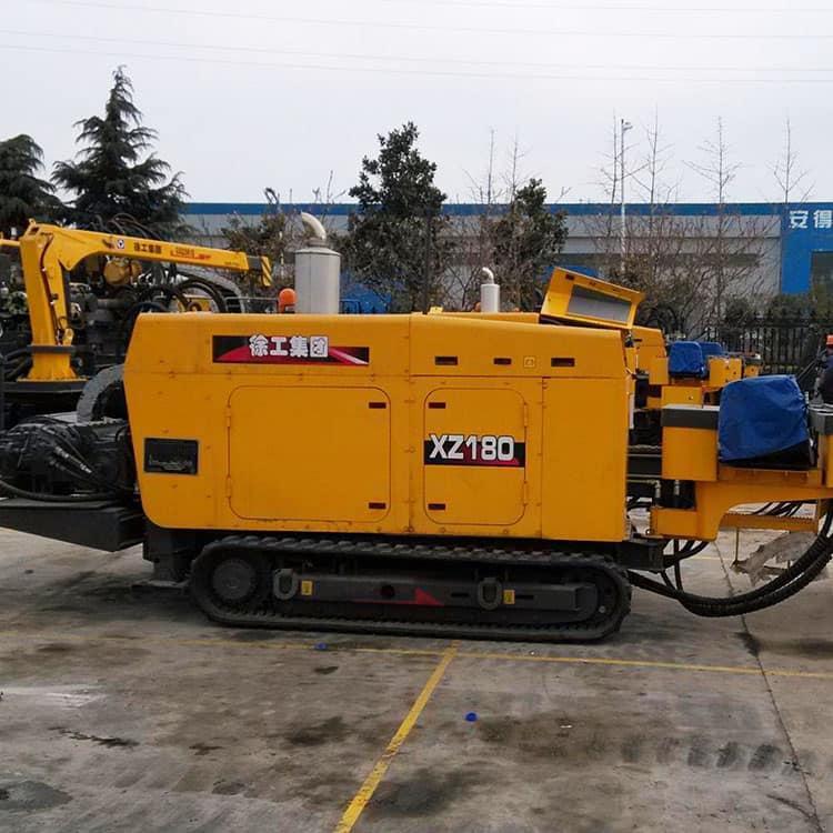 XCMG HDD Horizontal Directional Drilling Machine XZ180 Hot Sale