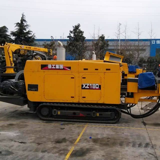 XCMG HDD Horizontal Directional Drilling Machine XZ180 Hot Sale
