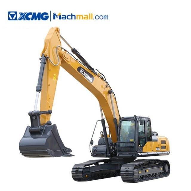 XCMG Official 25 ton Crawler Excavator Machine XE245DK Made in China