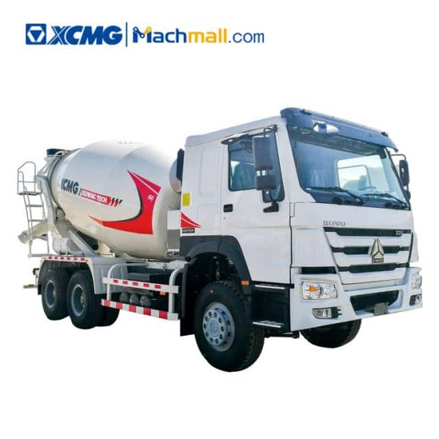 XCMG Official G12K China Construction Cement Mixer for sale