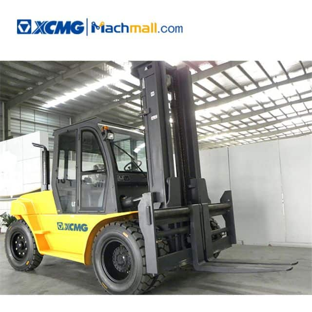 XCMG official 7 ton FD70T China diesel folklift truck for sale