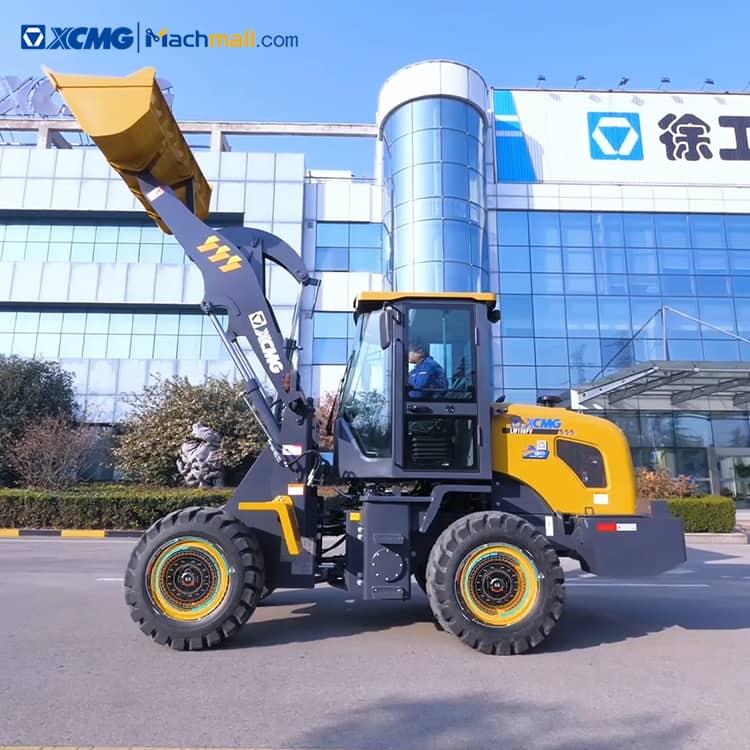 XCMG 1.5ton mini compact loaders LW186FV price